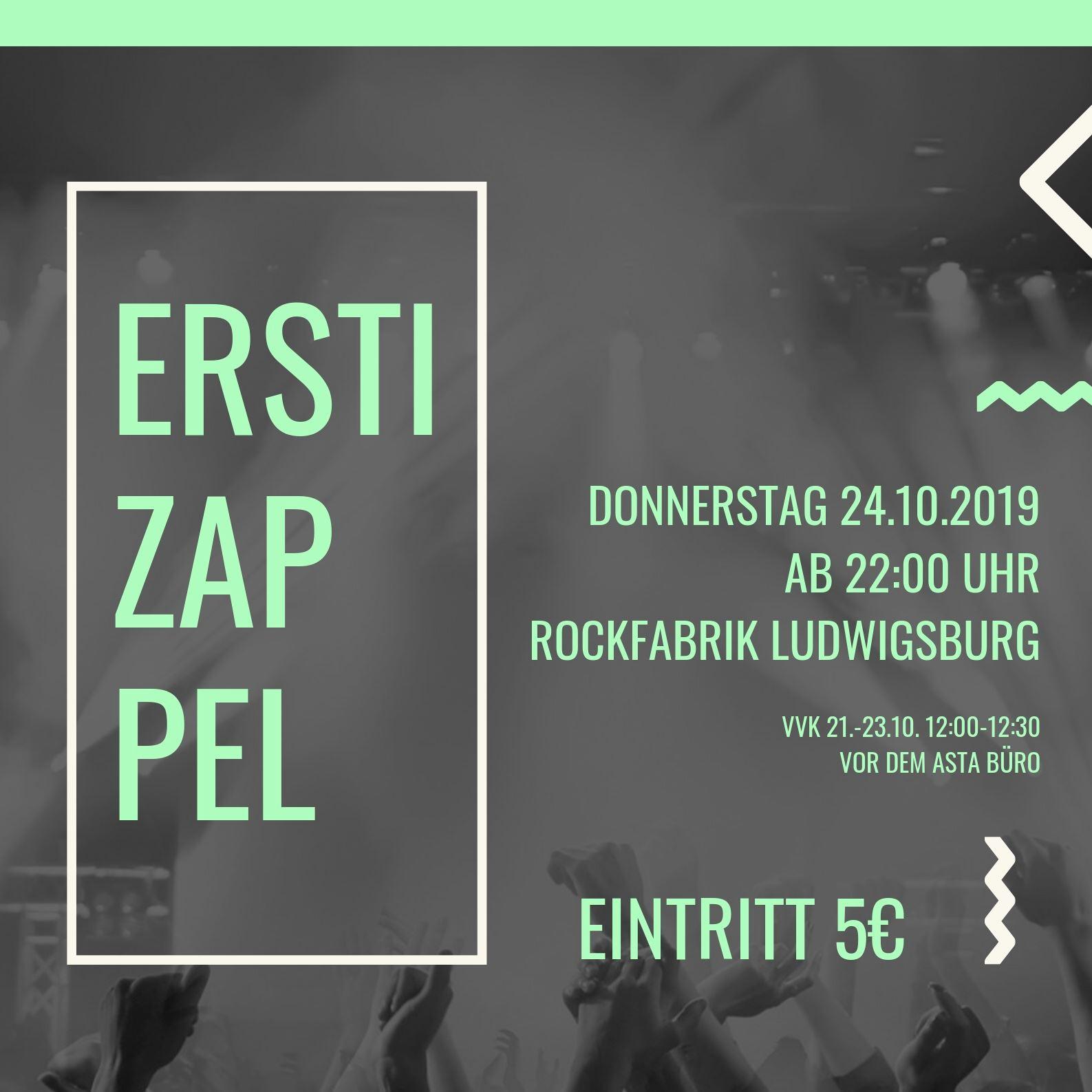 Ersti-Zappel WiSe 19/20