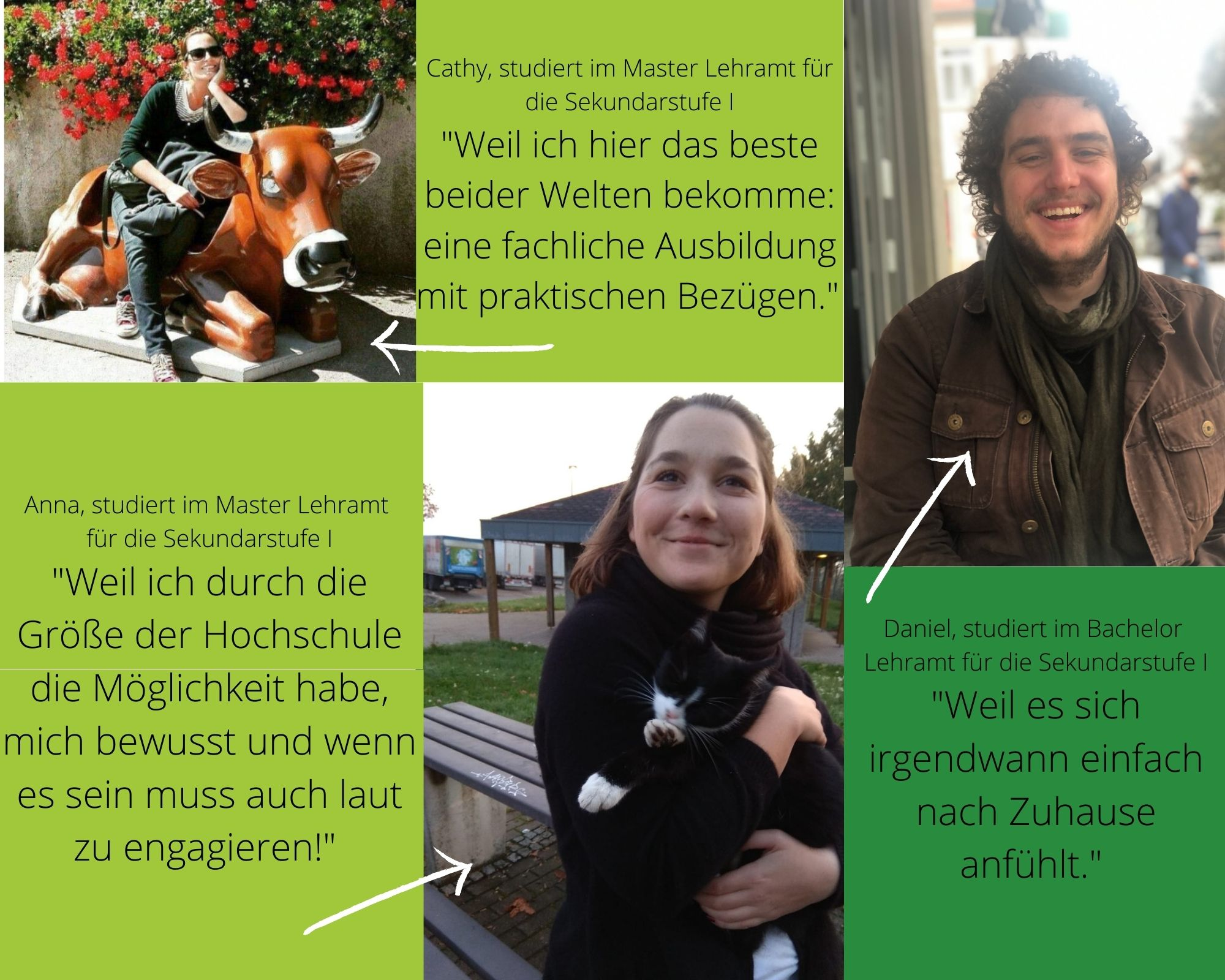 Studieren an der PH Ludwigsburg