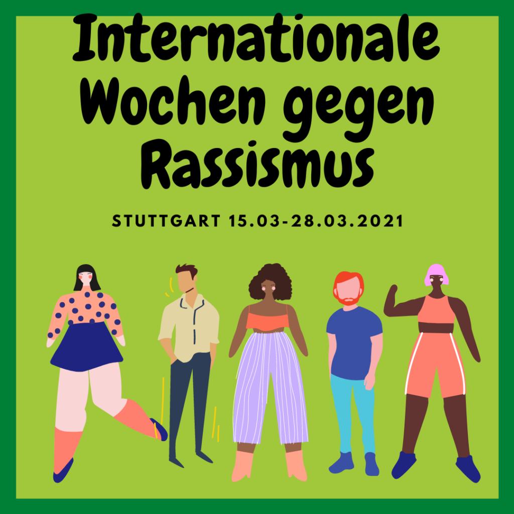 Aktionswochen gegen Rassismus