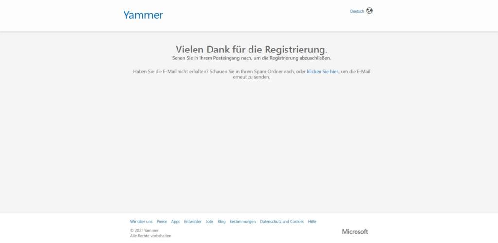 Die neue PH-interne Social Media-Plattform: Yammer